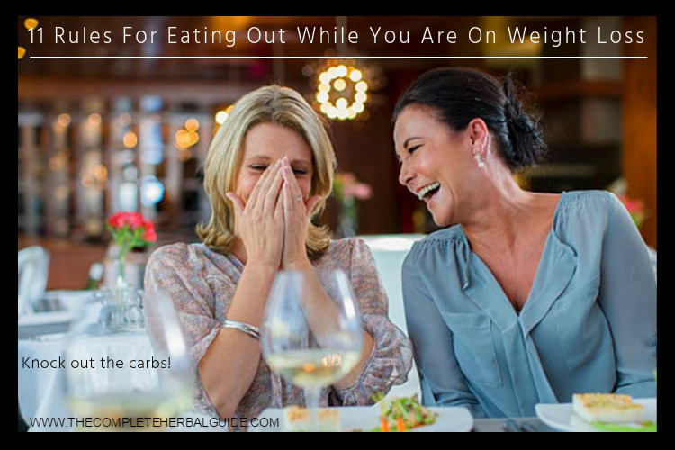 11 Rules For Eating Out While You Are On Weight Loss