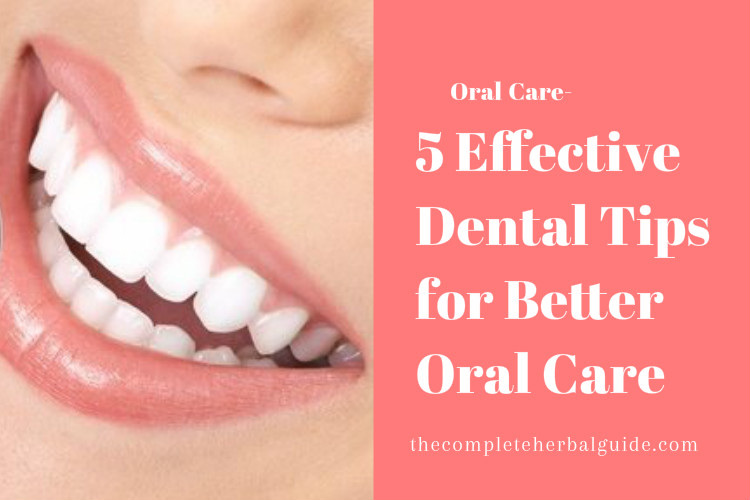 5 Effective Dental Tips for Better Oral Care