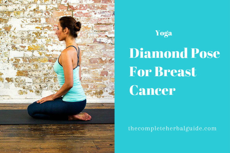 Diamond Pose For Breast Cancer