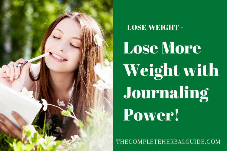 Lose More Weight with Journaling Power!