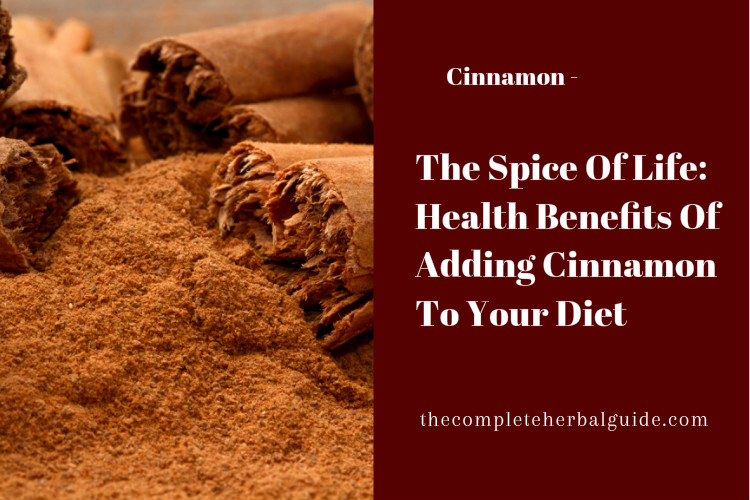 The Spice Of Life: Health Benefits Of Adding Cinnamon To Your Diet