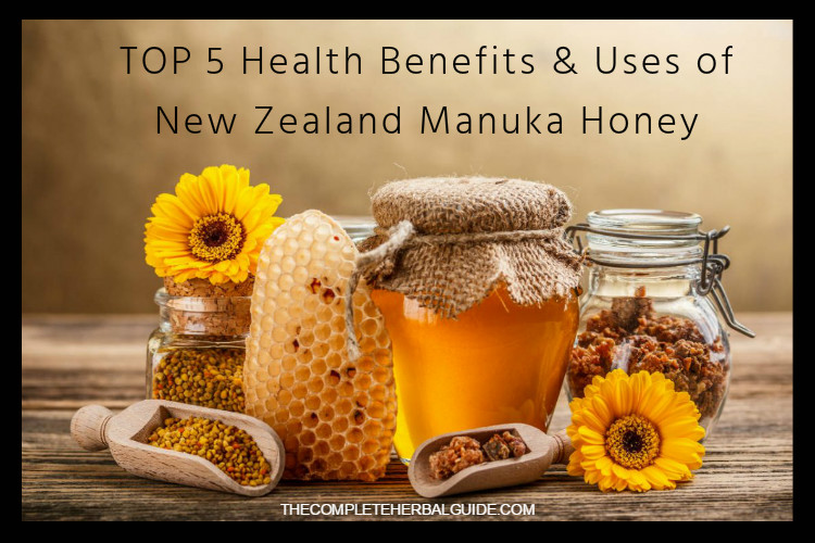 Top 5 Health Benefits Uses of New Zealand Manuka Honey