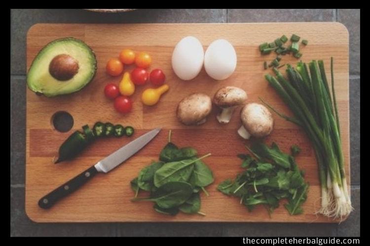 healthy food