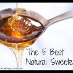 natural sweetners