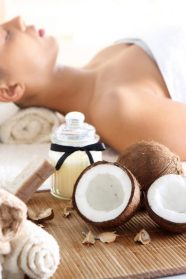 For ages, coconut oil has been used as a natural home remedy to treat skin infections. However, it is not necessarily that wait until you encounter a skin infection to start using coconut oil. There are whole benefits of coconut oil, especially if you have dry skin. Below is a comprehensive list of the 11 benefits of coconut oil that will help you make your skin baby-soft Image source: 123rf.com Incredible Benefits of Coconut Oil for Dry Skin 1. Nourishes your Skin Apart from the saturated fats, coconut oil holds many incredible ingredients that nourish your skin. For instance, it contains vitamin E which is essential for healthy growth of the skin. So, treating your skin with coconut oil will result in a healthy and charming skin. Also, coconut oil is rich in proteins which help keep the skin young and rejuvenated. 2. Softens Your Skin Coconut oil is an excellent and safe home remedy to soften your skin or that one for your baby. Without any added additives and perfumes, it gives you an all-natural and smooth feel. So, if you are suffering from dry skin, this natural and edible oil will incredibly soften and smoothen your skin. 3. Natural Skin Moisturizer Naturally, our skin and in particular that one of the hands, feet, and face will dry and needs to be moisturized regularly. To address this problem, most of us have trusted certain creams and lotions. However, some of these creams and lotions contain additives and ingredients that can cause negative results to sensitive skin. Now forget all those factory-made skin softeners, coconut oil will naturally and effectively moisturize your skin. 4. Dead Skin Remover Remember, coconut oil is an enemy for dry skin. Apart from just moisturizing the skin, it helps peel off the dry flakes and dead skin cells that cause dryness and roughness of the skin. For this reason, coconut oil will be of great help when applied on the areas of dead skin. 5. Antibacterial Remedy Coconut oil also holds antibacterial properties that shield 