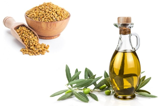 Hair Loss Natural Remedies Olive Oil