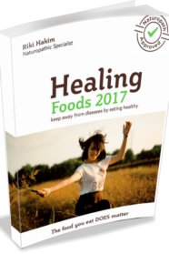 Healing Foods 2017 - Achieve Super Healthy Body. FREE Ebook