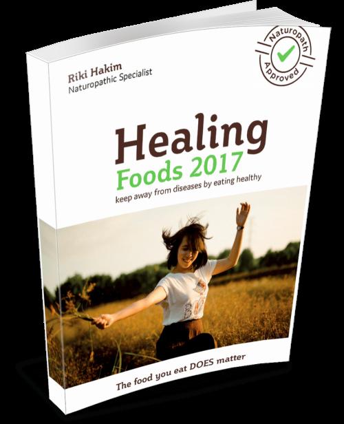 Healing Foods 2017 - Achieve Super Healthy Body. FREE Ebook