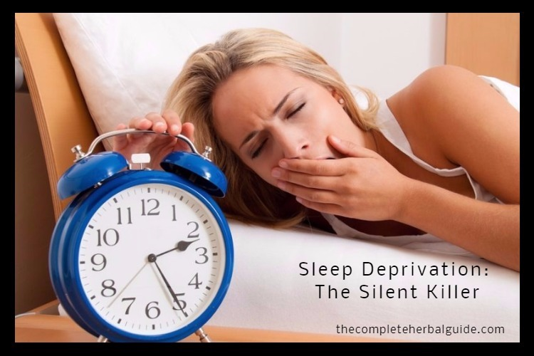 Sleep Deprivation: The Silent Killer