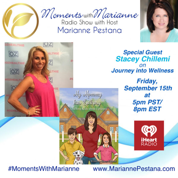 Journey into Wellness with Stacey Chillemi & Fearless Fabulous You! with Melanie Young