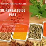 herbal guide post