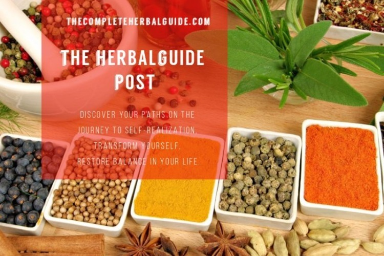 herbal guide post