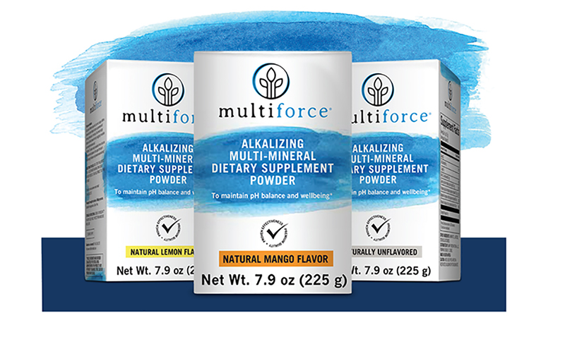 Multiforce: Excess Acidity Finally Meets Its Match!
