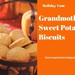 Grandma's Sweet Potato Biscuits