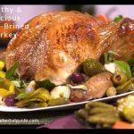 Healthy & Delicious Pickle-Brined Turkey