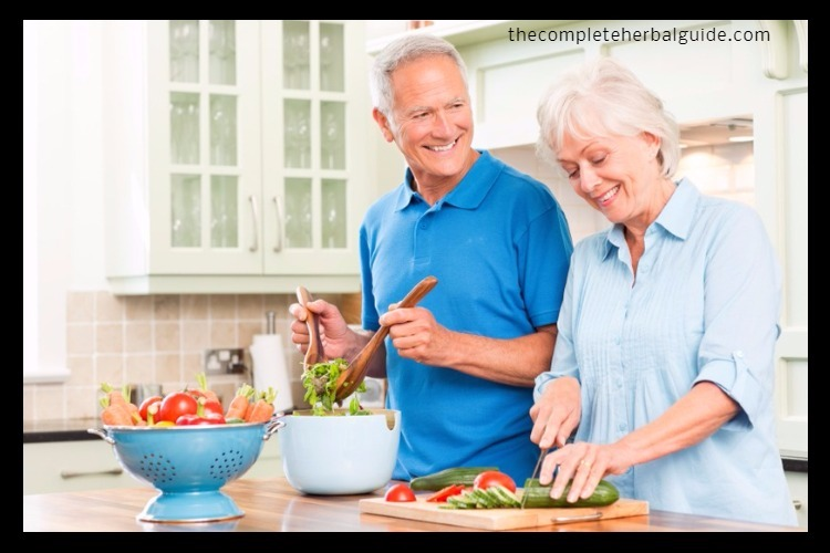 Staying Healthy in a Natural Way as a Senior