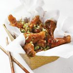 Polynesian Glazed Wings