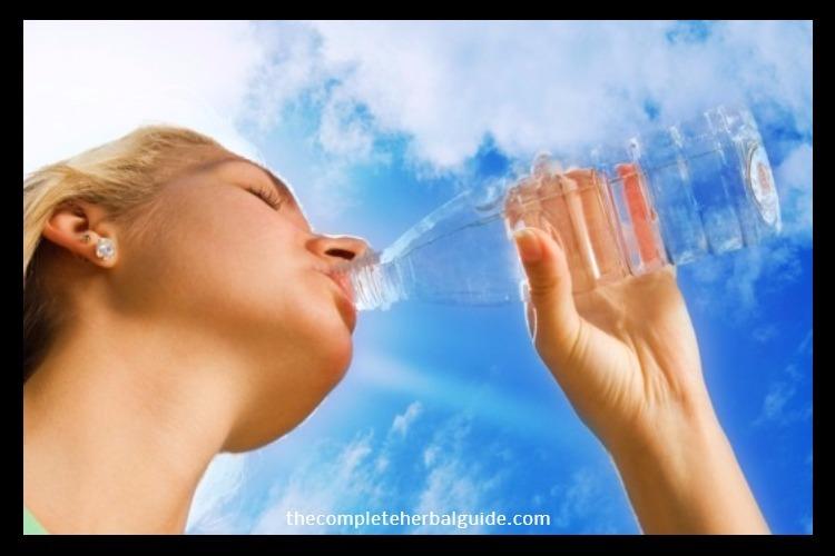Do you drink plenty of water