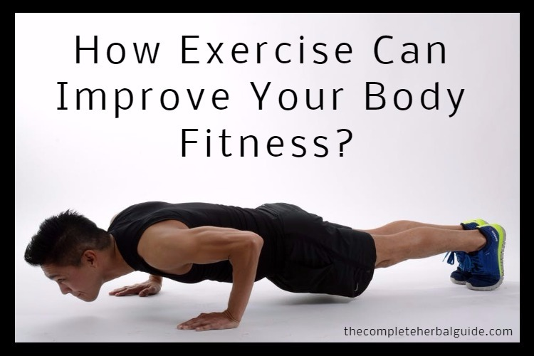 How Exercise Can Improve Your Body Fitness?
