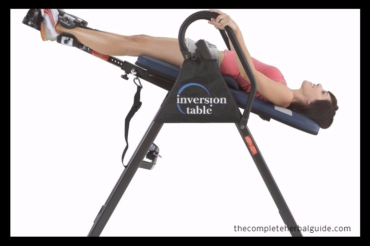 Relieve Back Pain Using an Inversion Table