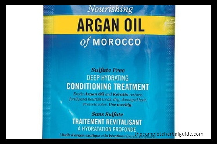 argan oil (