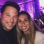 Greg Grunberg and Stacey Chillemi