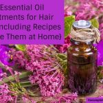 5 Essential Oil Treatments for Hair Loss {Including Recipes to Make Them at Home}