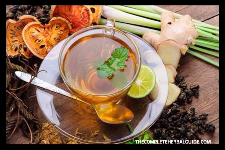 herb tea benefits