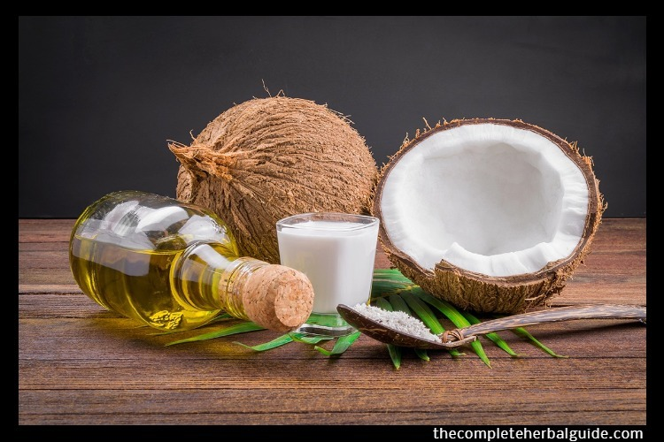 COCONUT OIL (