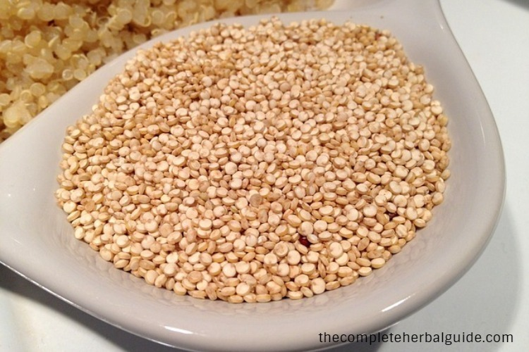 Eat beans and whole grains