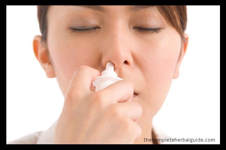 nasal saline