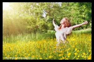reduce stress in nature
