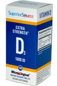 vitamin d superior source