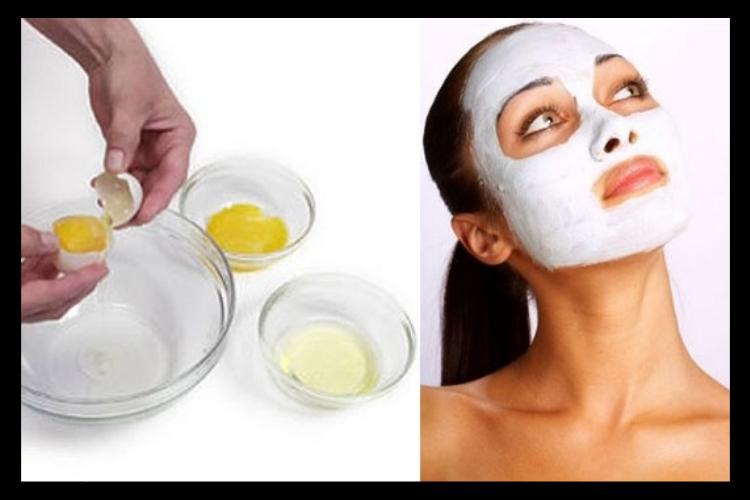 Egg mask