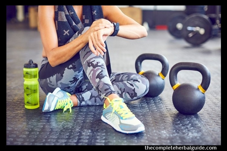 fitness kettlebell exercises