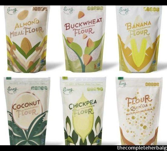 Gluten Free Flour Combo