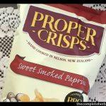 (PRI) Pacific Resources International Proper Crisps - Sweet Smoked Paprika Chips