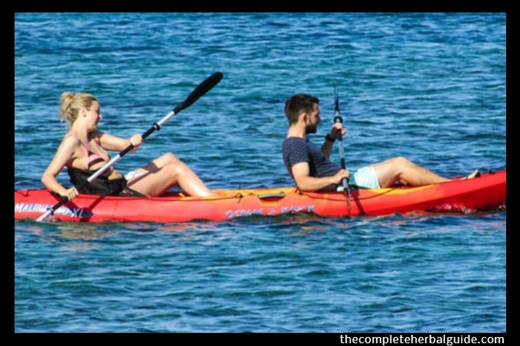 Kayaking With a Partner