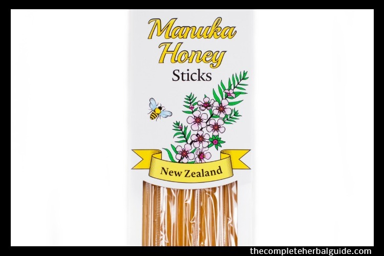 (PRI) Pacific Resources International Manuka Honey Sticks