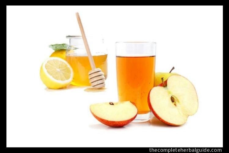 lemon apple honey