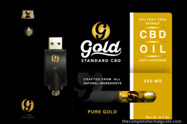 gold cbd