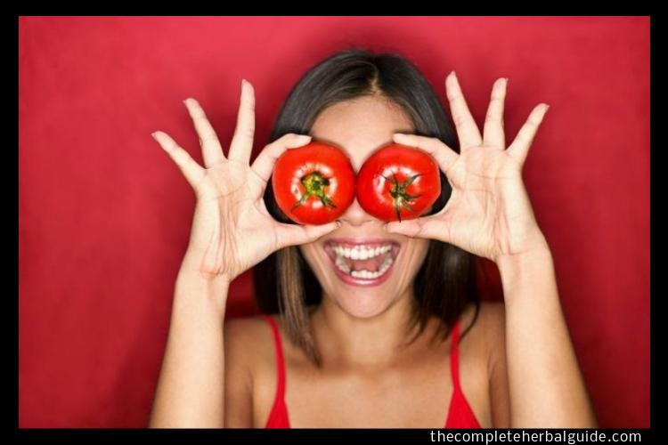 tomato health