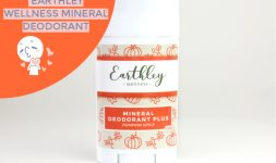 EARTHLEY WELLNESS MINERAL DEODORANT