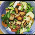 Gingered Tofu Stir Fry