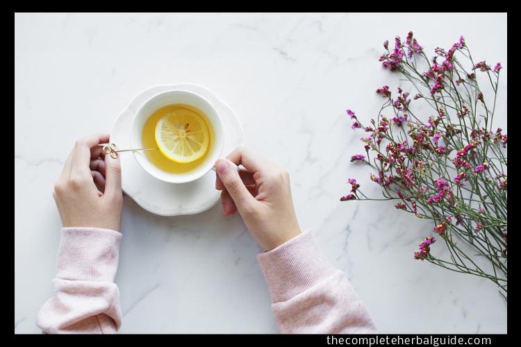 alma tea