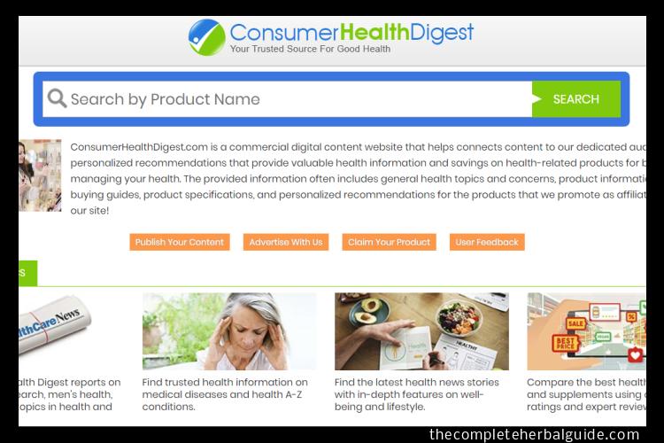 consumer digest