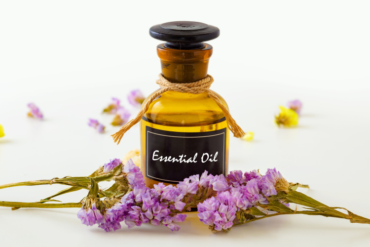 essential oil (