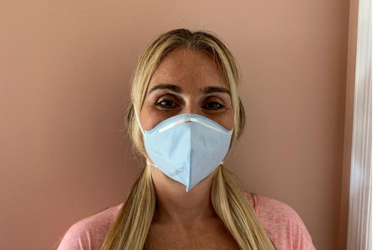 Respokare® NIOSH N95 masks