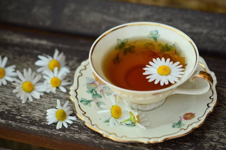 Chamomile for weight gain
