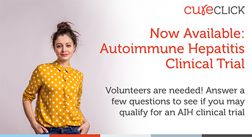 Recruit for Autoimmune Hepatitis (AIH)